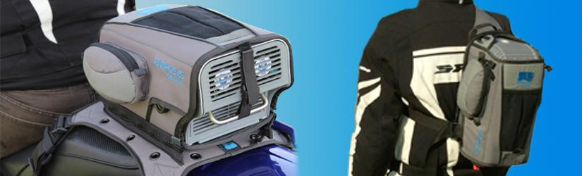 Motorcycle Air Conditioners : Motorcycle air conditioning by entrosys